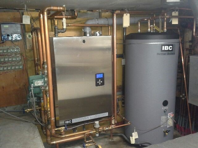 Boilers Hot Water Tanks - flame-heating