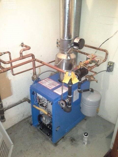 Boilers & Hot Water Tanks